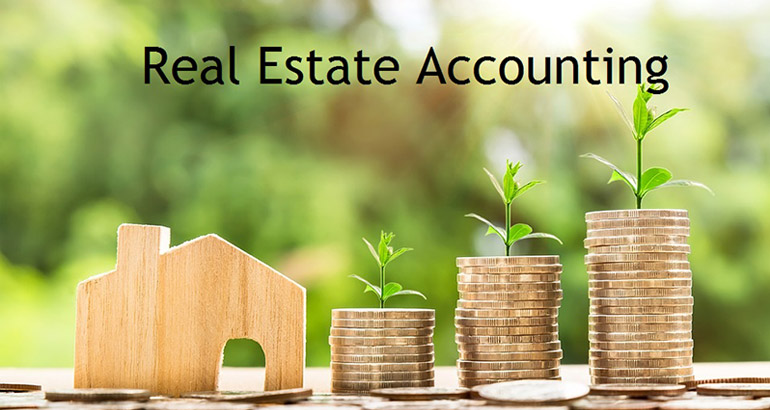 Accounting aids Real Estate Business to Achieve their Business Goals